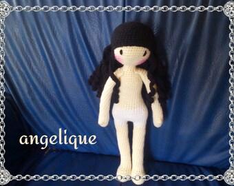 TUTORIAL of Angélique + offered dancer holding