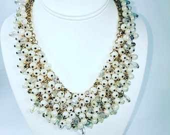 Bib Necklace: BB104