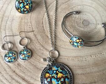 Original handmade retro gems