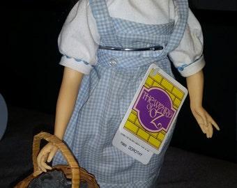 1987 Hamilton presents Dorothy & TOTO OZ DOLL