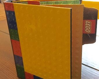 Lego Mini File Folder Album