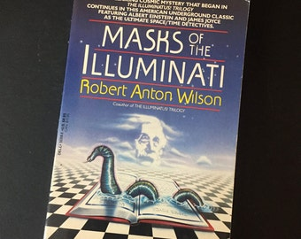 robert anton wilson pdf masks of the illuminati