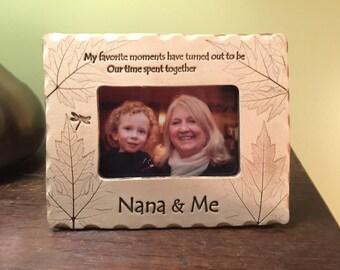 nana picture frame nana and me frame - Nana Frame