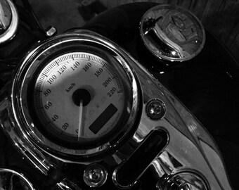 Moto... Harley Davidson...