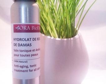 HYDROLAT DE ROSE   toutes peaux / all skin type