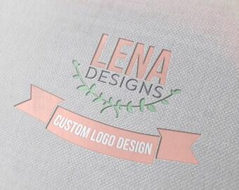 Custom Logo Design – Personal Branding – Business Logo Design – Custom Made Logos – Brand Design – Small Business Branding – OOAK Logo