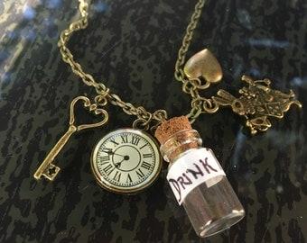 Alice In Wonderland Necklaces