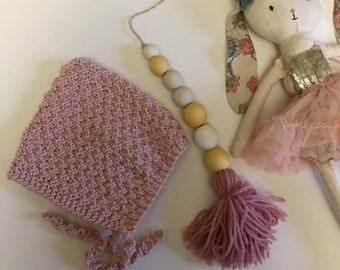 Easy Scarf Patterns To Knit : PATTERN Knitted Pixie Hat or Night Cap