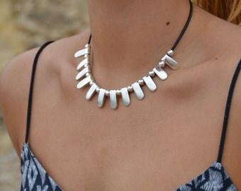 NIX bohemian necklace