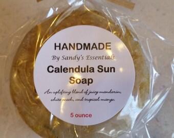 Calendula Sun Soap