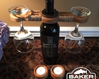 Wine Glass Caddy