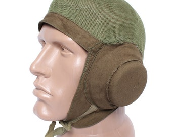 USSR Soviet military Noise Reduction Helmet