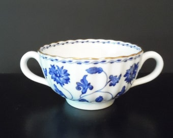 Spode Copeland's China England ~ Spode Colonel Pattern ~ Spode Colonel 395839 ~ Spode Two Handled Open Sugar Bowl ~ Spode 1960's