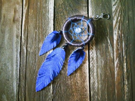 dikodi dream catcher for car dream catcher dreamcatcher bags feathers suspension amulet. Black Bedroom Furniture Sets. Home Design Ideas