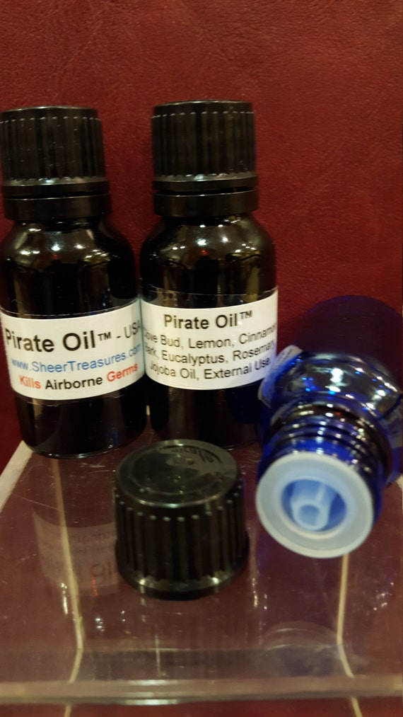 Pirate Oil™ 15ml.