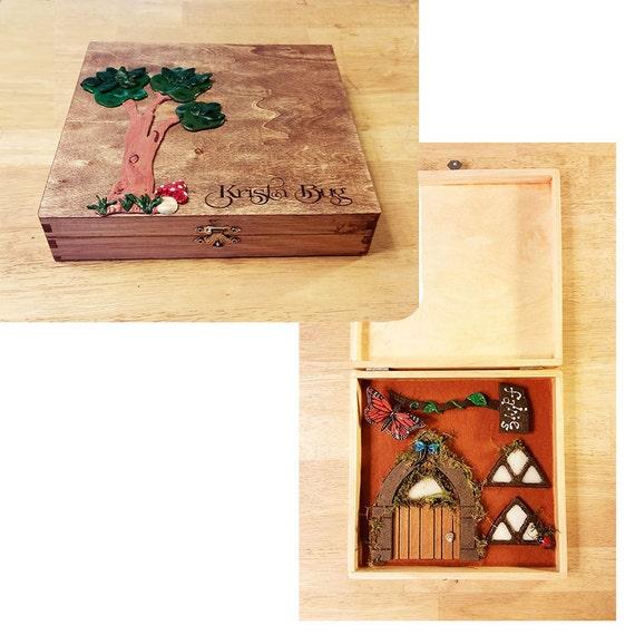 Custom Fairy Garden Kit Fairy Garden Supplies Fairy Kit