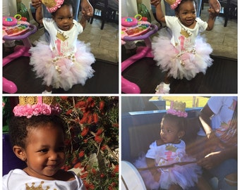 tutu cute 1st bday princess