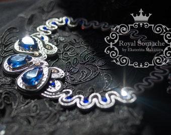 "Necklace ""Secrets of ocean"""