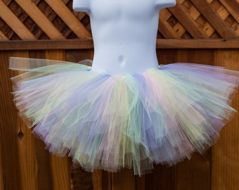 Pastel Tutu/Easter Tutu - Other Colors Available