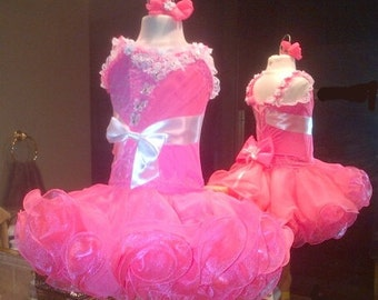 Pageant dress - natural - cupcake