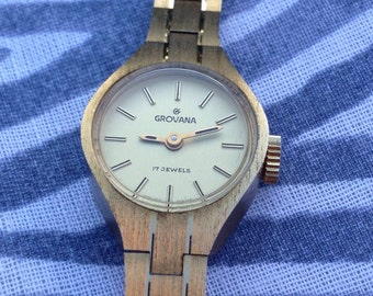 Watch vintage GROVANA for Lady of the 1960s