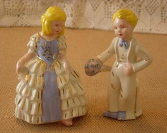 Small Ceramic Figurines