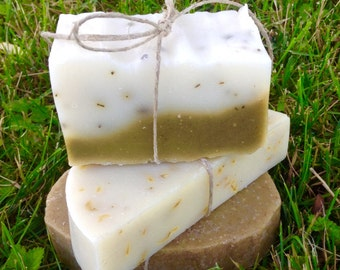 3 pack all natural Soap