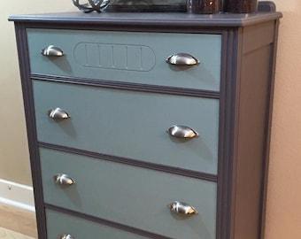 Vintage Restyled Dresser
