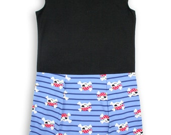 Happy Pirate Pocket Play Dress