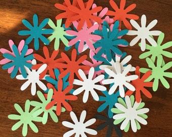 50 Flower Die Cuts