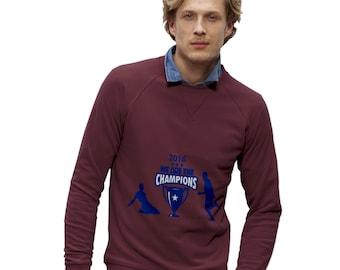 Men's LCFC 2016 We Are The Champions Sweatshirt