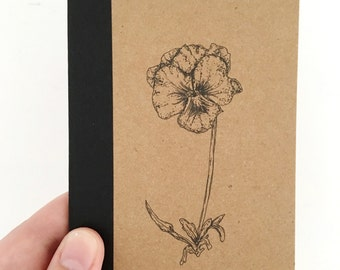 Floral Frenzy A6 Notebooks *SALE* (4 designs)