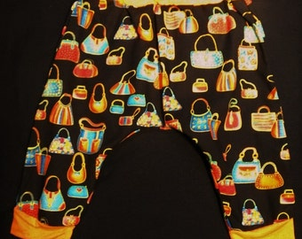 Turkish pants bags