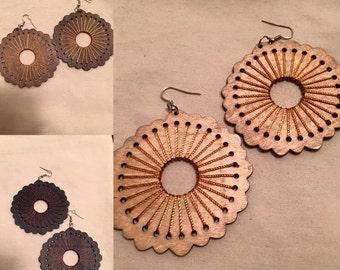 Africana Earrings