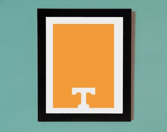 Tennessee Volunteers Picture Frame Mat