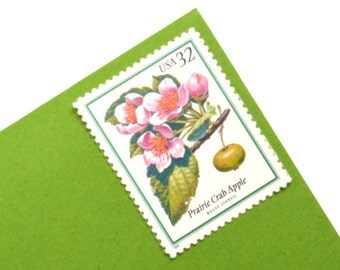 20 Flowering Trees Postage Stamps - 32c - 1998 - Unused - Quantity of 20