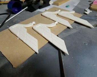 Jay Garrick Flash Helmet wings
