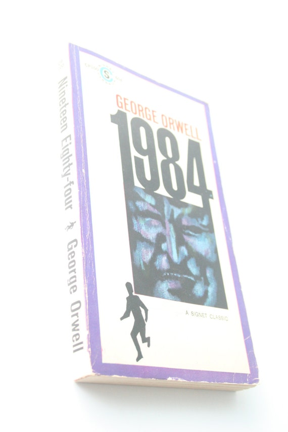 an analysis of 1984 a negative utopian novel by george orwell 1984 by george orwell home / literature / 1984 / 1984 analysis literary devices in 1984 it is the past now, but it was the future at the time the book was.