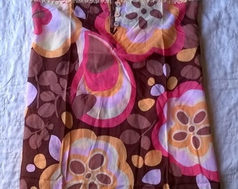 Tunic / dress & braces - BANANA MOON (intimates) - size M