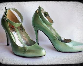Vintage Shoes - Size 6