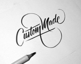 Custom Hand Made Crocheted Scarf