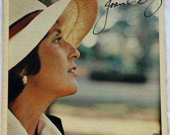 The Best of Joan C. Baez - 1977 - SP-4668 - Vinyl