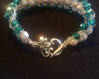 Bracelet handmade gift jewelry