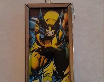 X-Men Wolverine Locket Necklace