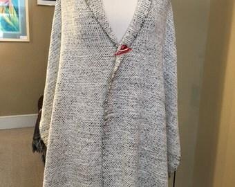 Summer Handwoven Shawl