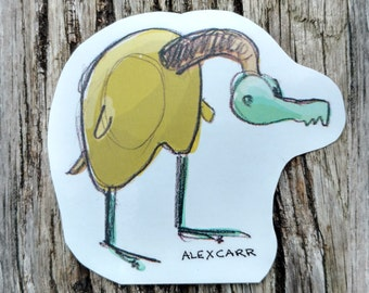 Creature Sticker 1