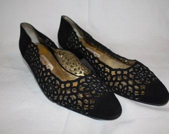 Chic suede heels Beltrami