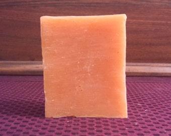 Coconut & Olive Soap - Unscented Vegan Soap - Organic Soap - Natural Soap - Cold Process Soap - Handmade Soap