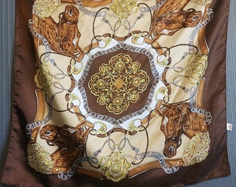 Western horse hankerchief