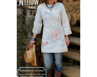 Serendipity Studio Willow Dress pattern,